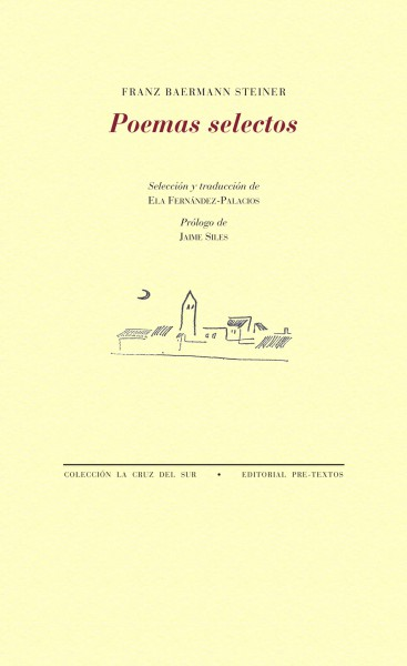 Poemas selectos de Franz Baermann Steiner